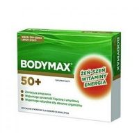 Bodymax 50+ 60 tabletek