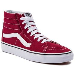 Sneakersy VANS - Sk8-Hi VN0A38GEVG41 Rumba Red/True White