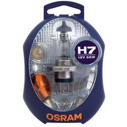 H7 Komplet żarówek samochodowych CLKM-H7 Osram