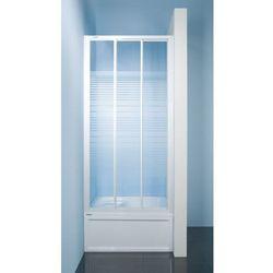 SANPLAST drzwi Classic 120-130 przesuwne, szkło W4 DTr-c-120-130 600-013-1861-01-410