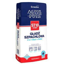 Gładź szpachlowa ST-10 Start Acryl Putz, 5kg
