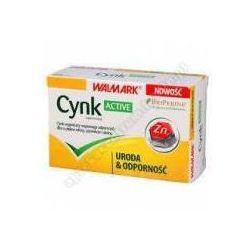 Cynk Active 0,015 g 30 tabl.