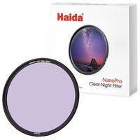 Filtr nocny Haida NanoPro Clear Night 72mm