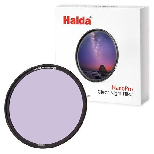 Filtr nocny Haida NanoPro Clear Night 82mm