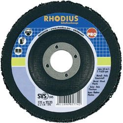 Tarcza szlifierska Rhodius SVS125X22.23