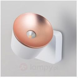 Drone - stylowa lampa ścienna LED