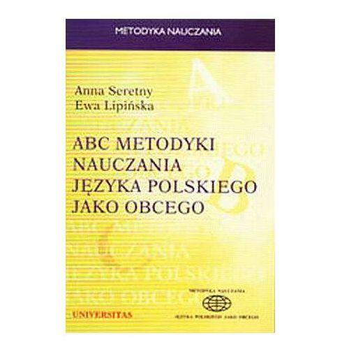 ABC metodyki nauczania języka polskiego jako obcego (opr. miękka)