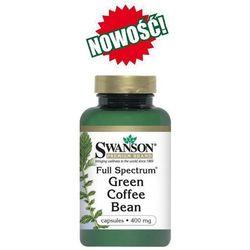 Ziarna zielonej kawy 400mg 60kaps