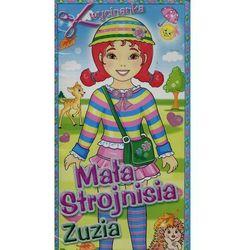 Mała strojnisia Zuzia