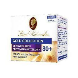 Miraculum Pani Walewska Gold Collection 80+ Krem odżywczy na dzień i noc 50ml