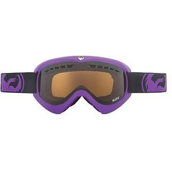 okulary Dragon DX - Pop Purple/Jet/Amber