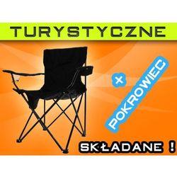 Turystyczne krzesełko wędkarskie Spartan Camping