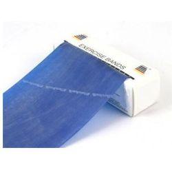 Taśma do ćwiczeń 2m x 14cm - 9kg - niebieska