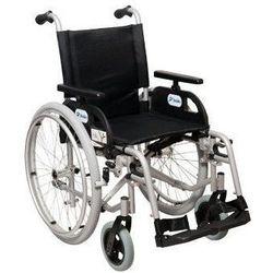 Wózek inwalidzki ręczny, standardowy Marlin.