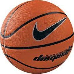 Piłka do koszykówki Nike Dominate BB0360-801