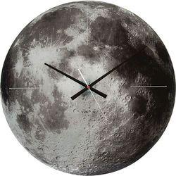 Zegar ścienny Moon Karlsson