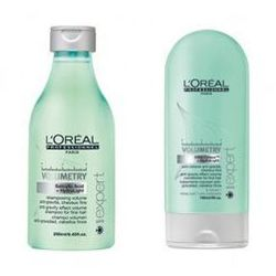 L'Oreal Professionnel Volumetry Szampon 250 ml + Odzywka 150 ml