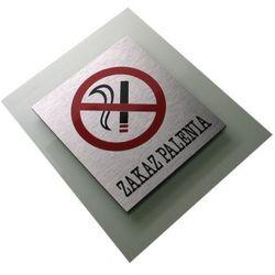 Zakaz Palenia Tabliczka Piktogram Dibond aluminium