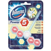 DOMESTOS POWER 5 ZAWIESZKA DO WC ORANGE