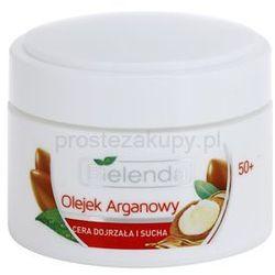 Bielenda Argan Oil krem regenerujący i przeciwzmarszczkowy na noc do skóry suchej + do każdego zamówienia upominek.