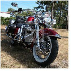 Fototapeta Harley trasie