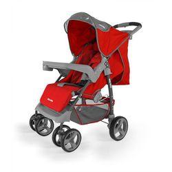 Milly Mally, Vip Red, wózek spacerowy Darmowa dostawa do sklepów SMYK
