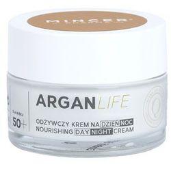 Mincer Pharma ArganLife N° 800 50+ krem odżywczy + do każdego zamówienia upominek.