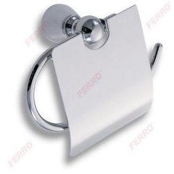 FERRO Uchwyt na papier toaletowy Metalia 3 6338.0