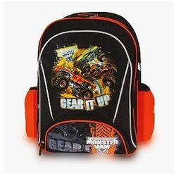 CoolPack, Plecak dwukomorowy, Monster Jam Darmowa dostawa do sklepów SMYK
