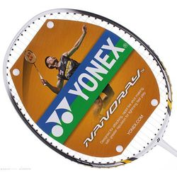 Yonex Nanoray 10 White/Yellow