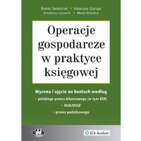 Operacje gospodarcze w praktyce księgowej (opr. miękka)