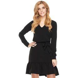 Sukienka Celia w kolorze czarnym