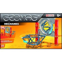 Geomag, Mechanics M5, klocki magnetyczne, 154 elementy Darmowa dostawa do sklepów SMYK