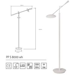 Lampa podłogowa PP Design