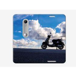 Flex Book Fantastic - Motorola Moto G3 - pokrowiec na telefon - skuter