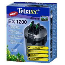 TETRA Tec EX-1200 filtr zewnętrzny kanistrowy do akwarium 500l