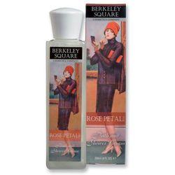 BERKELEY SQUARE Rose Petal Bath And Shower Cream kremowy zel pod prysznic platki roz 250ml