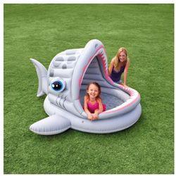 INTEX Basen dziecięcy Rekin Roarin' Shark Shade