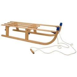 Sanki drewniane składane Nijdam