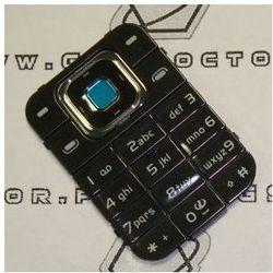 Klawiatura Nokia 7370 cool brązowa
