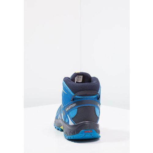 Salomon Buty trekkingowe indigo buntingnight skysulphur spring