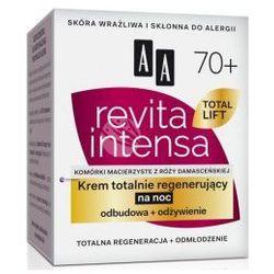 AA Revita Intensa Total Lift 70+ (W) krem totalnie regenerujący na noc 50ml