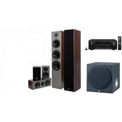 DENON AVR-X520 + PRISM FALCON HT500 + SW012 - Kino domowe - Autoryzowany sprzedawca