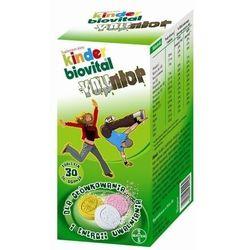 Kinder Biovital YOUnior x 30 tabletek do ssania (Bayer)