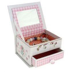 Kolekcja Słodka Chwila małe pudełko na biżuterię z szufladką