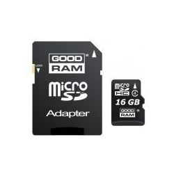 karta pamięci microSDHC GOODRAM 16GB