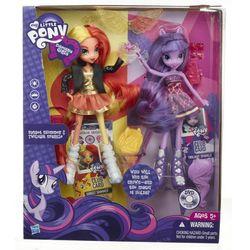 Lalka HASBRO My Little Pony Equestria Girls Dwupak A3997