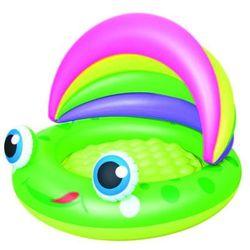 Bestway, basenik dmuchany, żabka, 109x104x76 cm Darmowa dostawa do sklepów SMYK