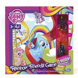 Hasbro My Little Pony Tęczowe Zjeżdżalnie