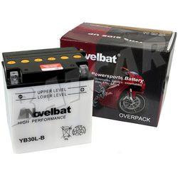 Akumulator motocyklowy Novelbat YB30L-B 12V 30Ah 300A (EN)